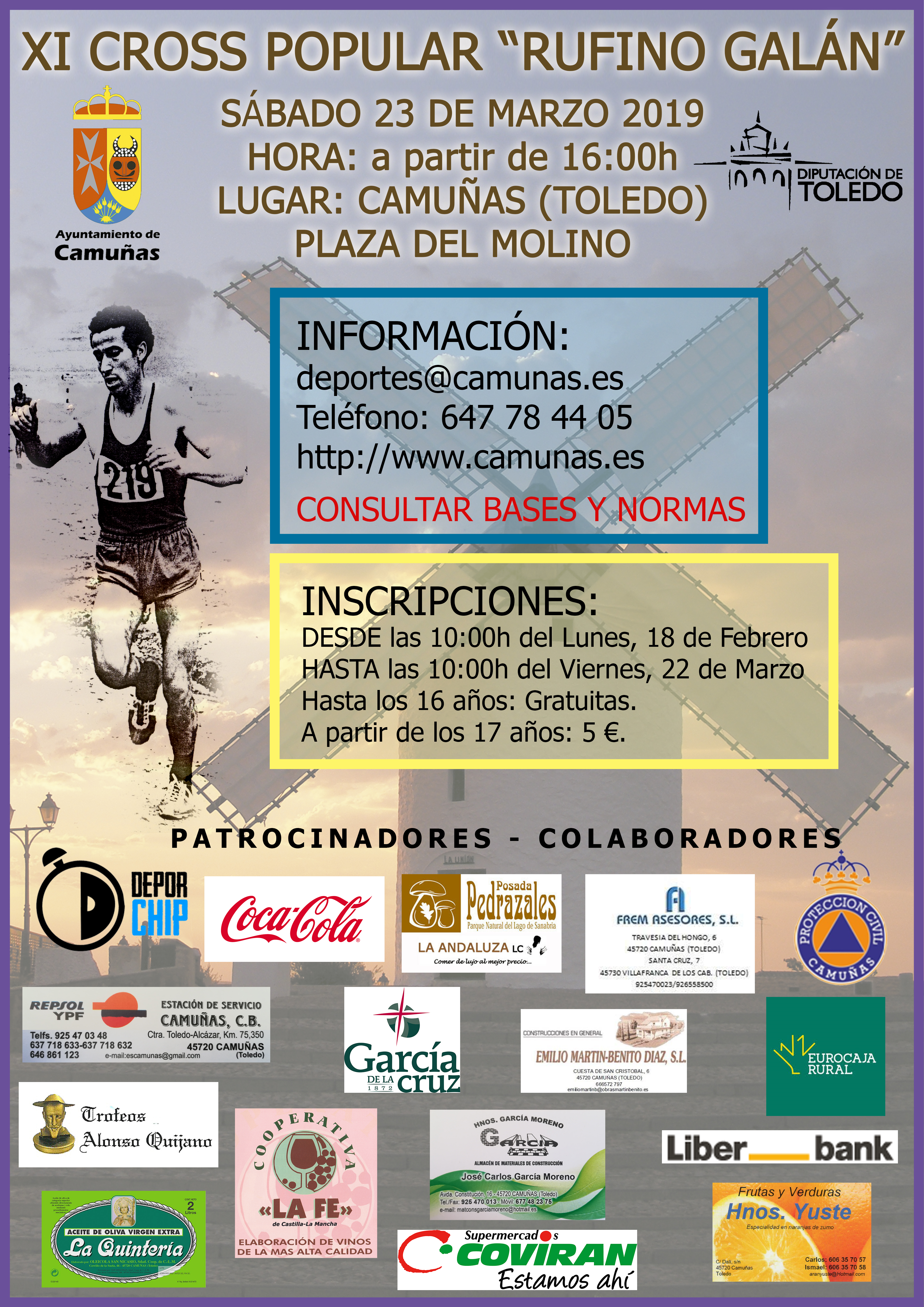 Cartel Cross 2019